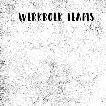 Werkboek Teams