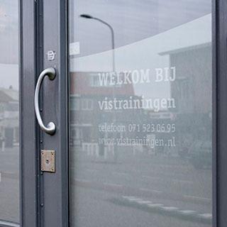VIStrainingen kantoor entree